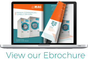 commercial dryers gas electric