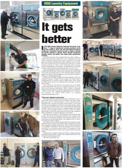 mag laundry supply laundry customers