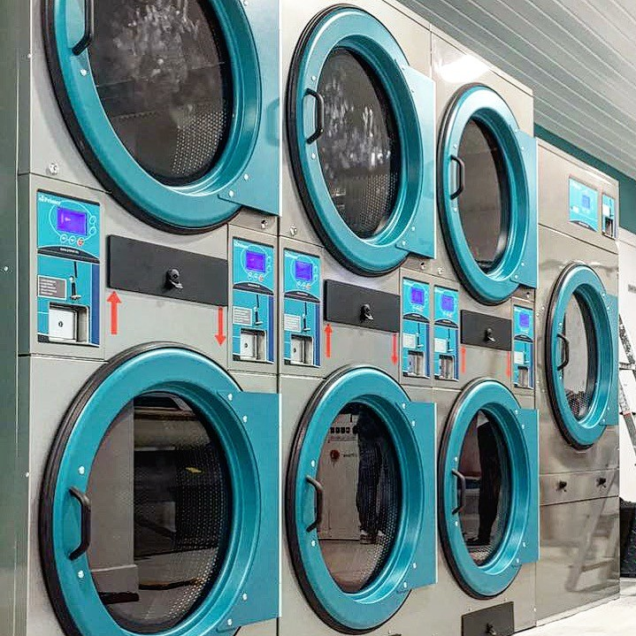NEW & USED LAUNDERETTE MACHINES FOR SALE FROM £199