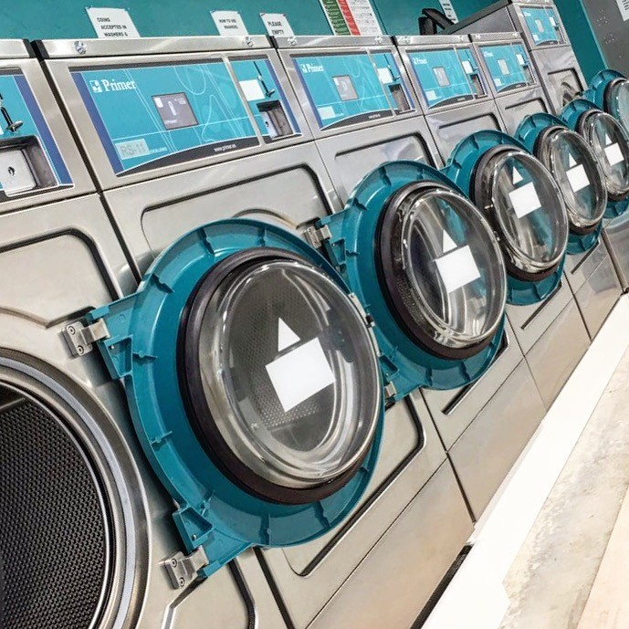 commercial washing machines - laundrette machines 22uk