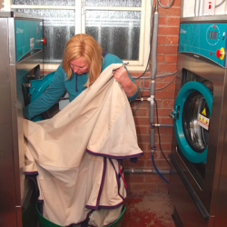 Industrial Laundry Equipment | Commercial Washing Machines