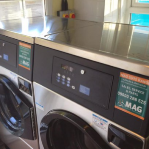 MAG Su95 Washing Machine & Dryer