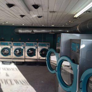 Launderette Machines - MAG Equipment