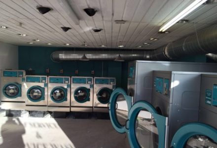Commercial Dryers & Washing Machines - Industrial