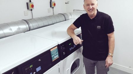 MAG Su95 Laundry - Commercial Laundry Equipment Suppliers