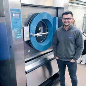 Primer Industrial Washing Machine 02
