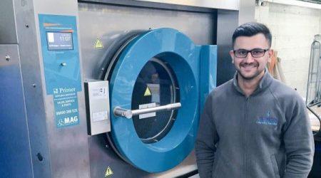Primer Industrial Washing Machine