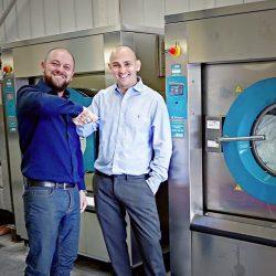 Mark Dennis | Impressed Laundry Customer Photo | Geoff Browne