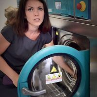 A Primer Washing Machine as part of MAGs Commercial Laundry Equipment Range.