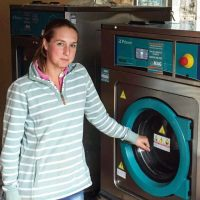 Primer Commercial Washer perfect for cleaning Horse Rugs - as part of MAG's Commercial Laundry Equipment range.