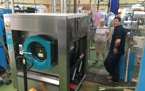 primer ls45 industrial laundry equipment