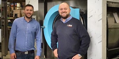 Latest News for Mag's Kieron Kendell & Mark Dennis visiting the Primer factory where their Commercial & Industrial Equipment are selected from.