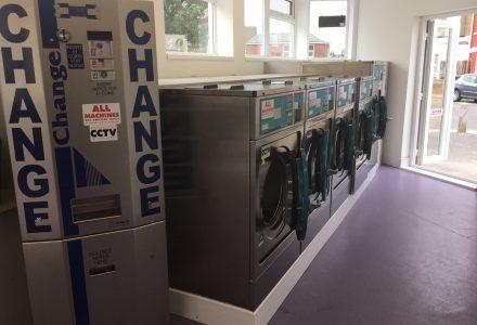 laundromat shop