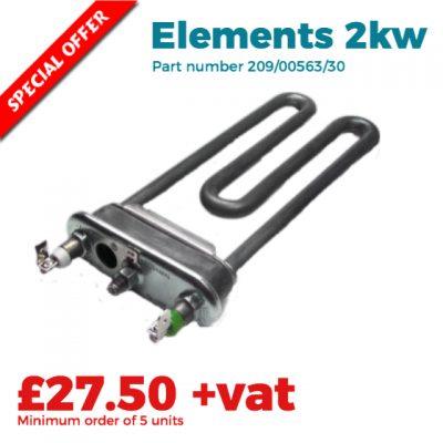 primer ipso girbau primus heating element special offer price £27.50
