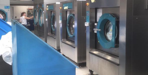 industrial washing machine primer 65kg 125kg laundry equipment