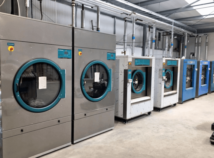 Industrial Laundry Equipment Supplier | UK | Free Installation